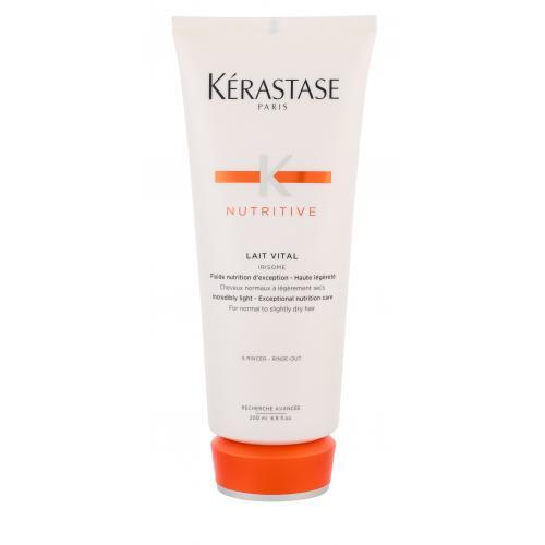 Levně Kérastase Nutritive Lait Vital Irisome 200 ml kondicionér pro ženy na normální vlasy; na suché vlasy