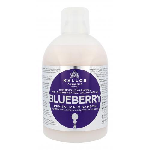 Kallos Cosmetics Blueberry šampon 1000 ml pro ženy