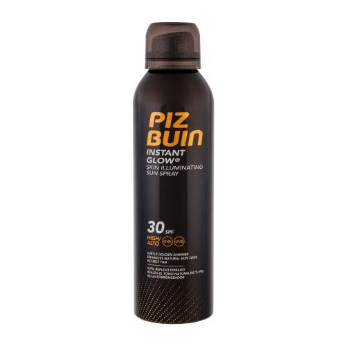 PIZ BUIN Instant Glow Spray SPF30 opalovací přípravek na tělo 150 ml pro ženy