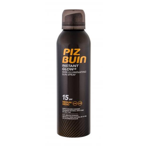 PIZ BUIN Instant Glow Spray SPF15 opalovací přípravek na tělo 150 ml pro ženy