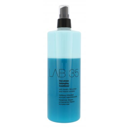 Kallos Cosmetics Lab 35 Duo-Phase Detangling kondicionér 500 ml pro ženy