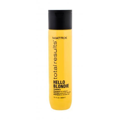 Matrix Total Results Hello Blondie Chamomile šampon 300 ml pro ženy