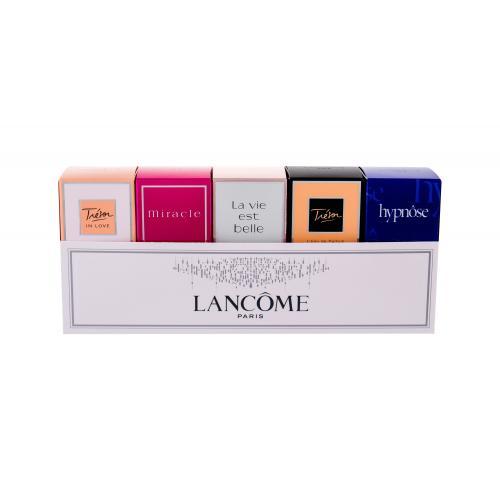 Lancôme Mini Set 2 dárková kazeta pro ženy edp Hypnose 5 ml + edp La Vie Est Belle 4 ml + edp Trésor