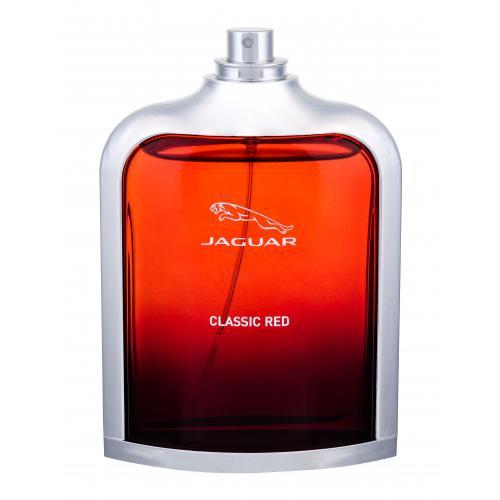 Jaguar Classic Red toaletní voda 100 ml tester pro muže