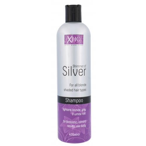 Xpel Shimmer Of Silver šampon 400 ml pro ženy