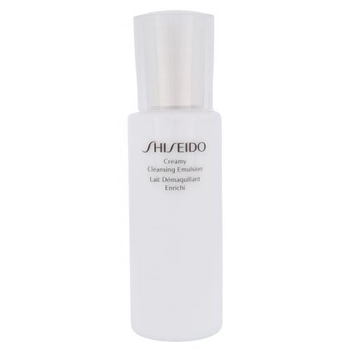 Shiseido Creamy Cleansing Emulsion čisticí emulze 200 ml pro ženy