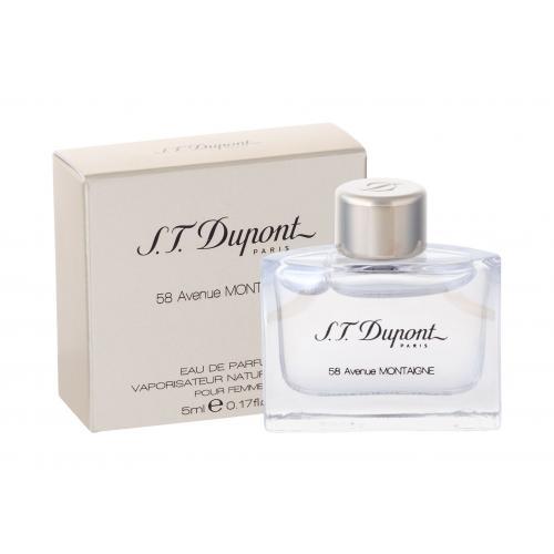 S.T. Dupont 58 Avenue Montaigne 5 ml parfémovaná voda pro ženy miniatura