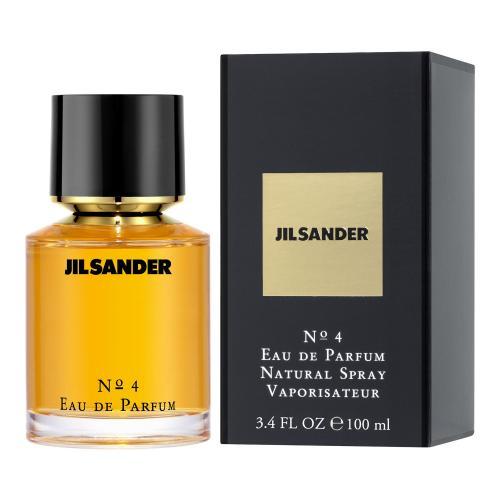 Jil Sander No.4 parfémovaná voda 100 ml pro ženy
