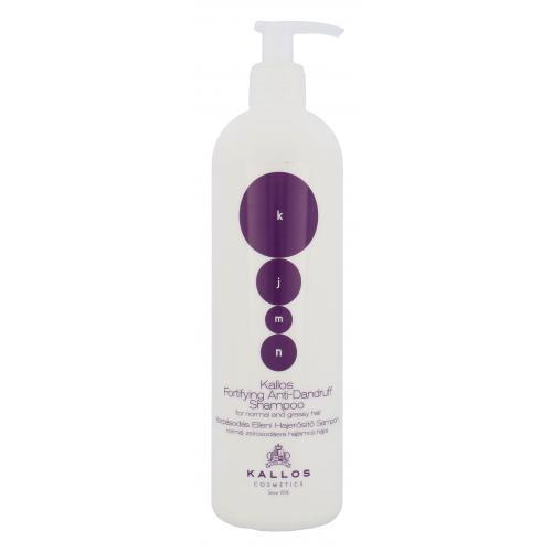 Kallos Cosmetics KJMN Fortifying Anti-Dandruff šampon 500 ml pro ženy