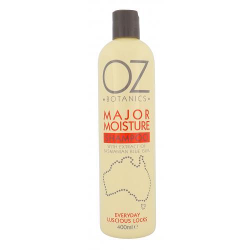 Xpel OZ Botanics Major Moisture šampon 400 ml pro ženy