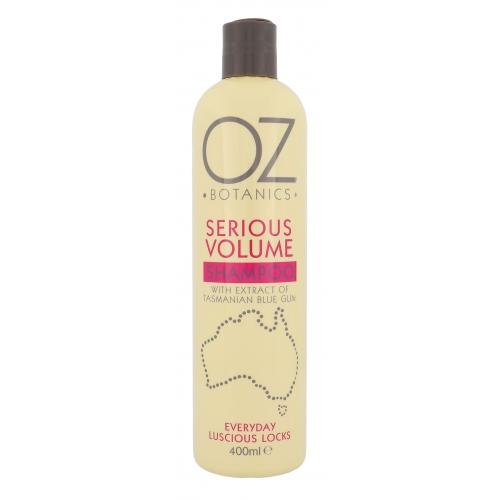 Xpel OZ Botanics Serious Volume šampon 400 ml pro ženy