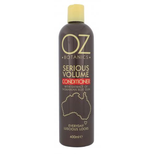 Xpel OZ Botanics Serious Volume kondicionér 400 ml pro ženy