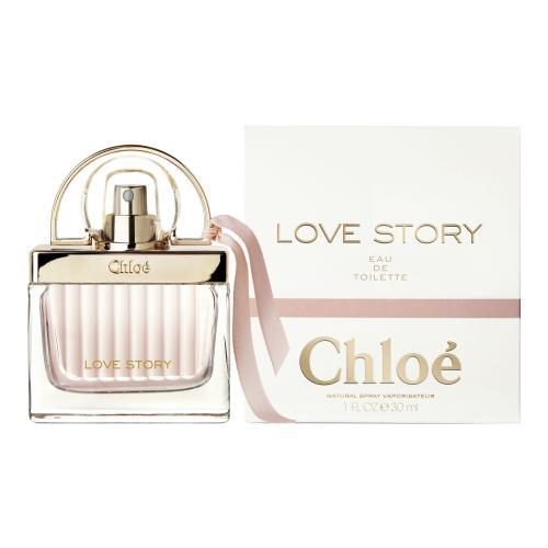 Chloé Love Story toaletní voda 30 ml pro ženy
