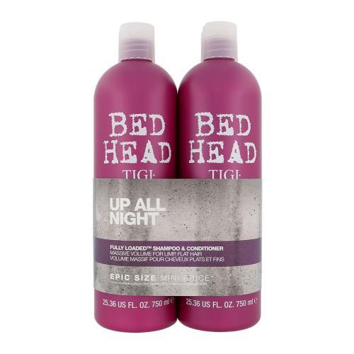 Tigi Bed Head Fully Loaded dárková kazeta šampon 750 ml + kondicionér 750 ml pro ženy