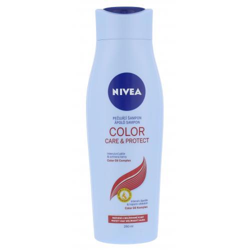 Nivea Color Protect Care šampon 250 ml pro ženy