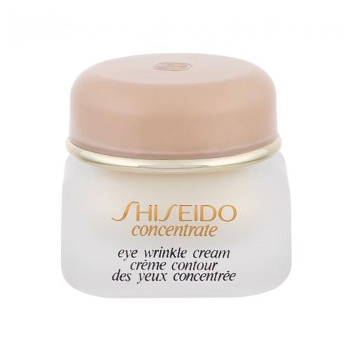Shiseido Concentrate oční krém 15 ml pro ženy