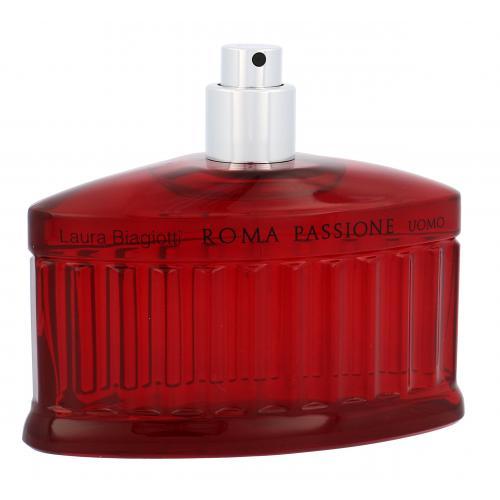 Laura Biagiotti Roma Passione Uomo toaletní voda 125 ml tester pro muže