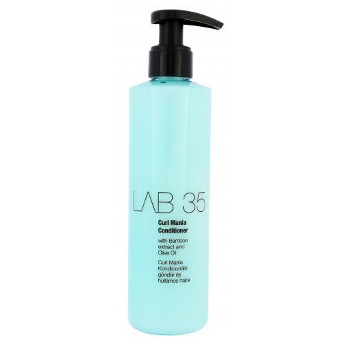 Kallos Cosmetics Lab 35 Curl Mania kondicionér 250 ml pro ženy