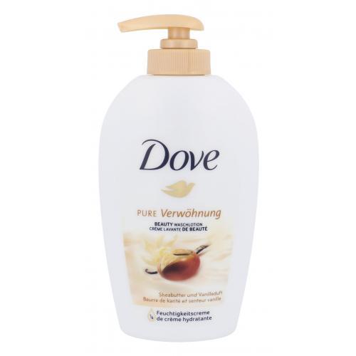 Dove Purely Pampering Shea Butter tekuté mýdlo 250 ml pro ženy