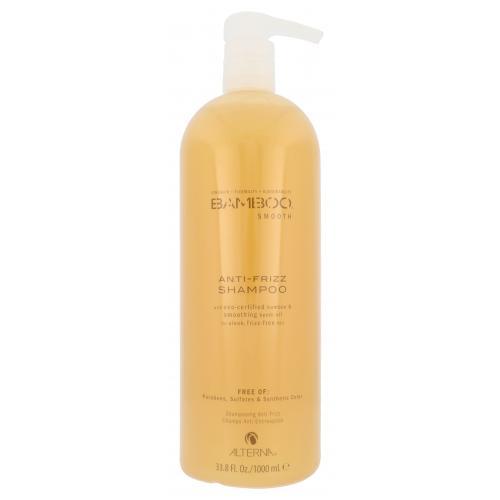 Alterna Bamboo Smooth Anti-Frizz šampon 1000 ml pro ženy
