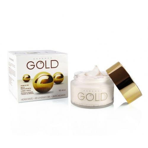 Diet Esthetic Gold Cream denní pleťový krém 50 ml pro ženy