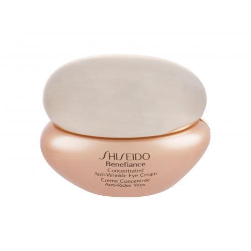 Shiseido Benefiance Concentrated oční krém 15 ml pro ženy