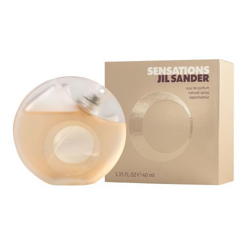 Jil Sander Sensations toaletní voda 40 ml pro ženy