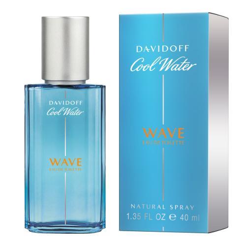 Davidoff Cool Water Wave toaletní voda 40 ml pro muže