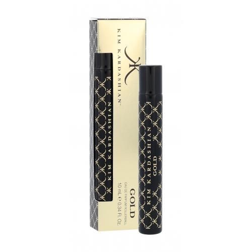 Kim Kardashian Gold parfémovaná voda Rollerball 10 ml pro ženy