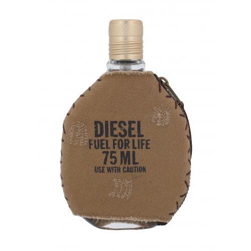 Diesel Fuel For Life Homme toaletní voda 75 ml poškozená krabička pro muže