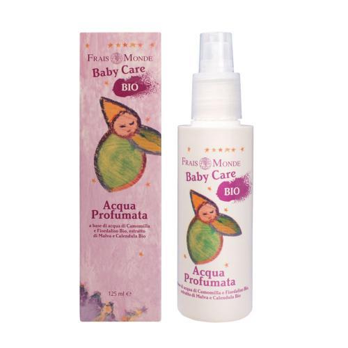 Frais Monde Baby Care tělová voda 125 ml pro děti