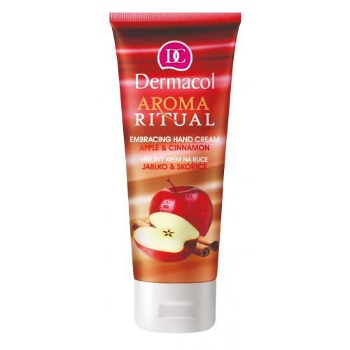 Dermacol Aroma Ritual Apple & Cinnamon krém na ruce 100 ml pro ženy
