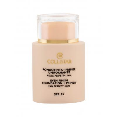 Collistar Evening Foundation + Primer SPF15 Make-upy pro ženy