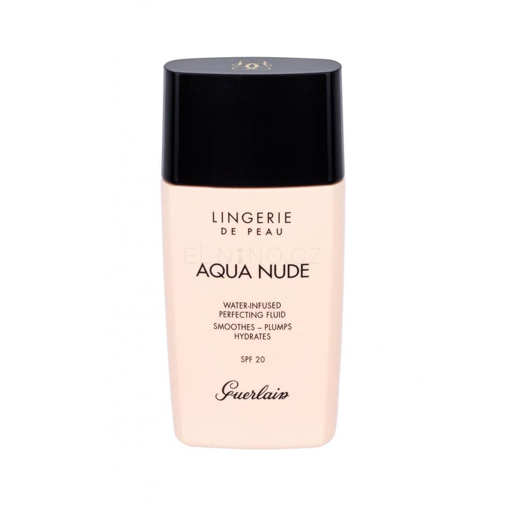 Guerlain Lingerie De Peau Aqua Nude SPF20 Make-up pro ženy
