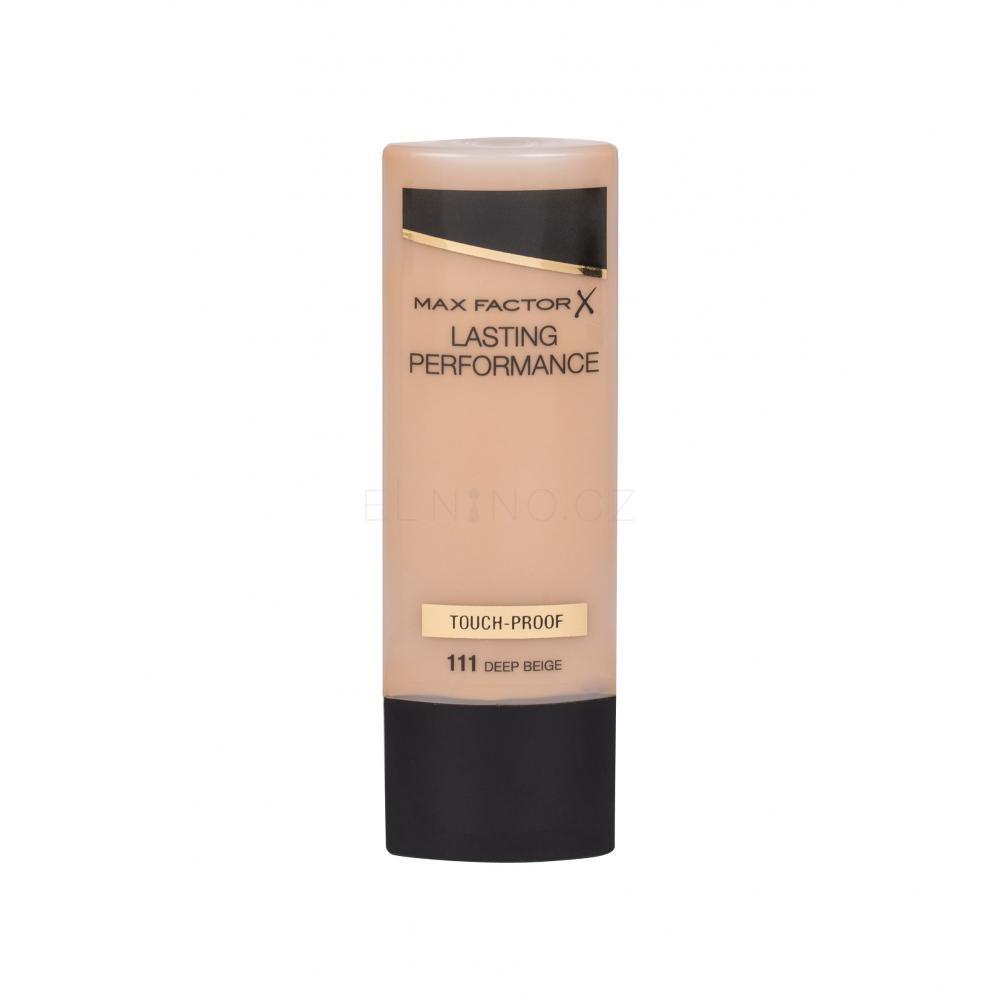 Max Factor Lasting Performance Make-up pro ženy 35 ml Odstín 111 Deep Beige - ELNINO.CZ