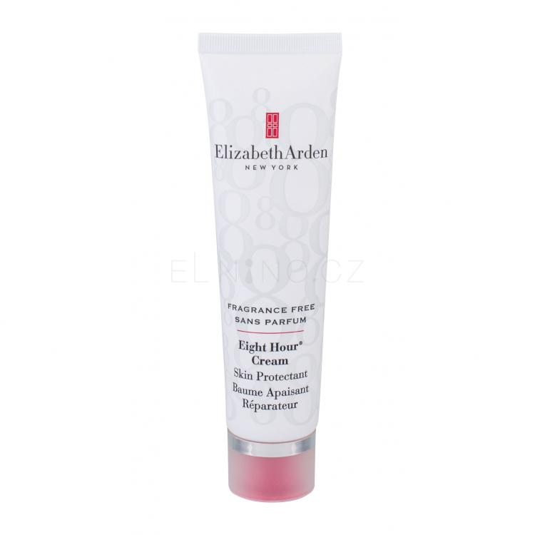 Elizabeth Arden Eight Hour Cream Skin Protectant Fragrance Free Tělový balzám pro ženy 50 ml tester