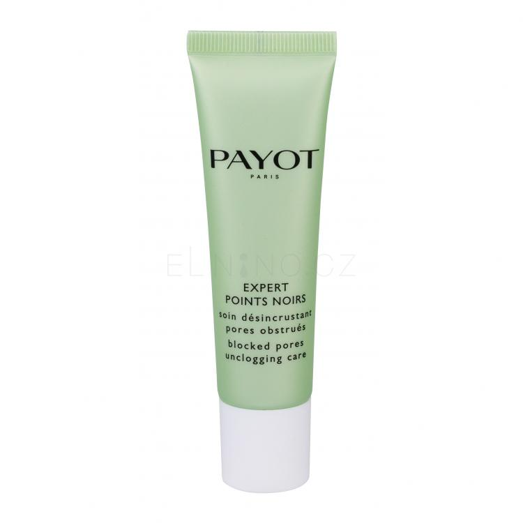 PAYOT Expert Points Noirs Blocked Pores Unclogging Care Pleťový gel pro ženy 30 ml