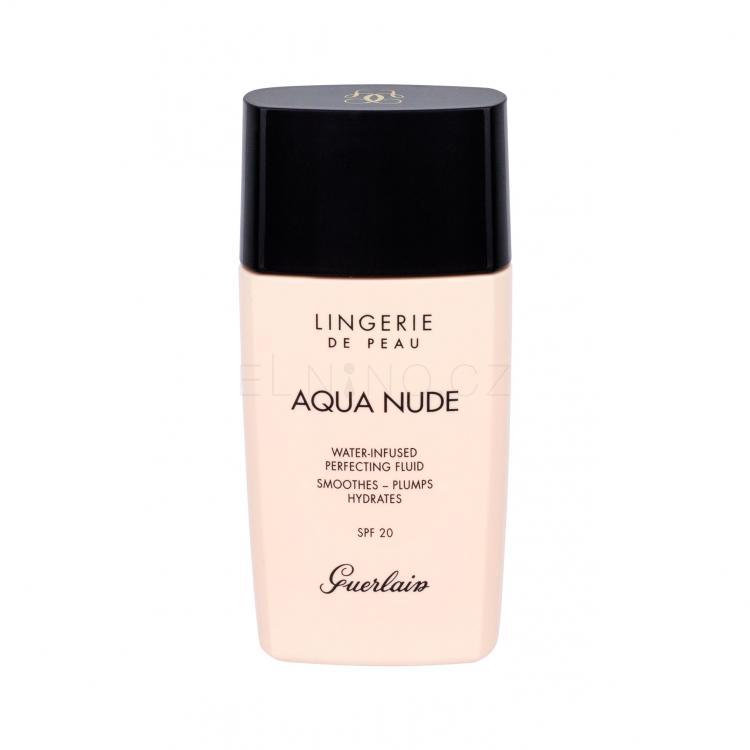 Guerlain Lingerie De Peau Aqua Nude SPF20 Make-up pre ženy