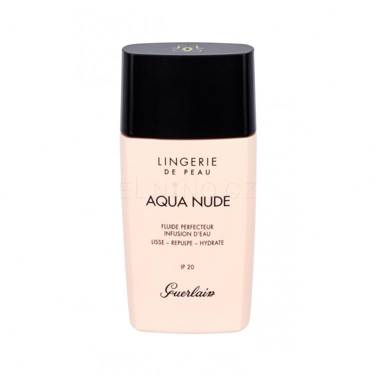 Lingerie De Peau Aqua Nude SPF20 30 ml make-up TESTER
