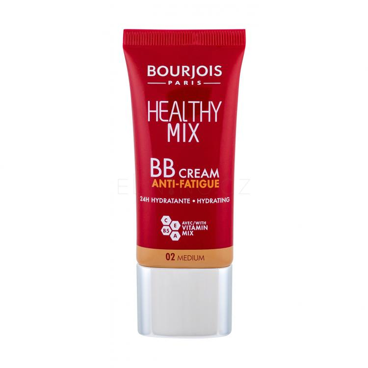 BOURJOIS Paris Healthy Mix Anti-Fatigue BB krém pro ženy 30 ml Odstín 02 Medium