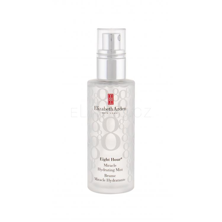 Elizabeth Arden Eight Hour Miracle Hydrating Mist Pleťová voda a sprej pro ženy 100 ml