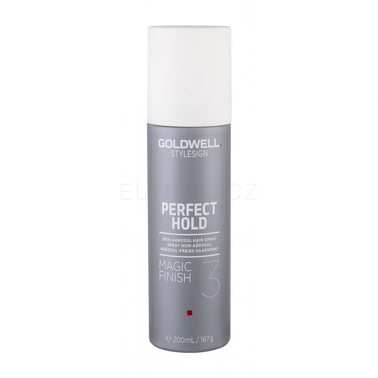 Goldwell Style Sign Perfect Hold Magic Finish Lak na vlasy pro ženy 200 ml