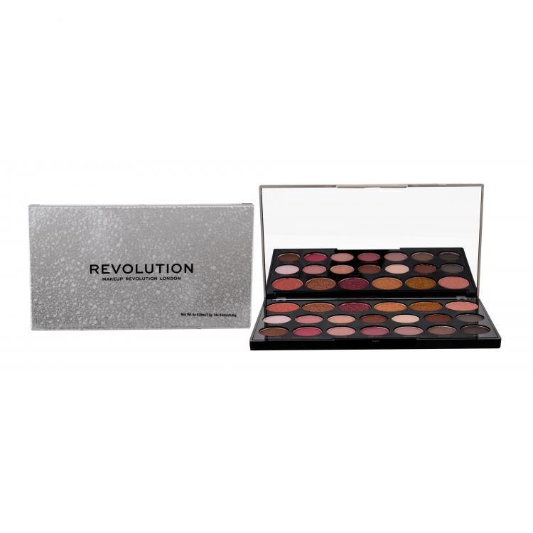 Makeup Revolution London Jewel Collection Oční stín pro ženy 16,9 g Odstín Opulent