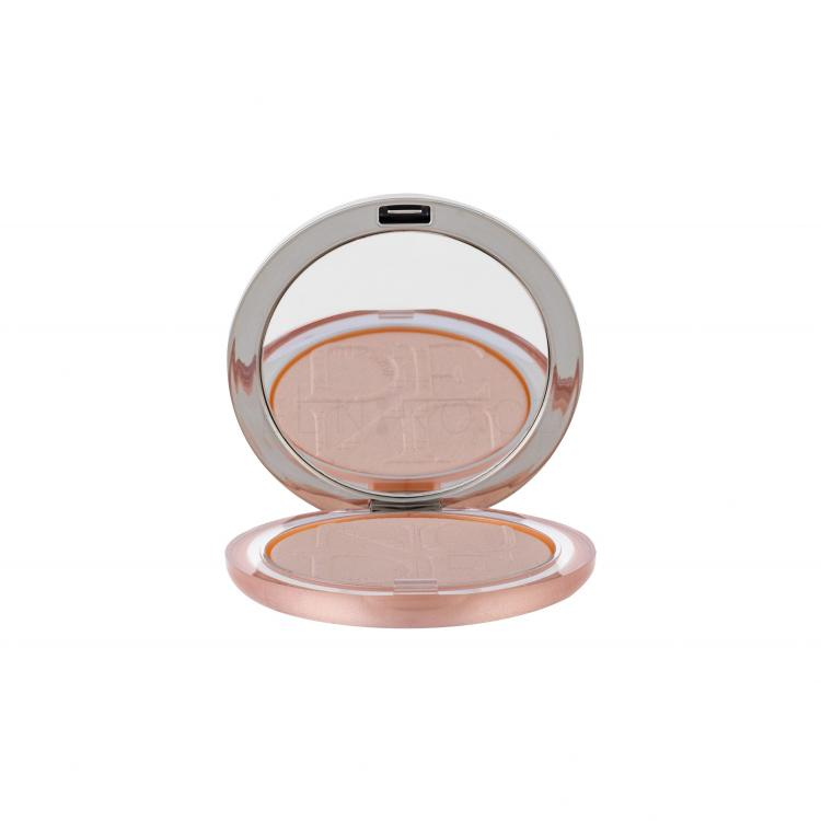Christian Dior Diorskin Nude Luminizer Puder dla kobiet