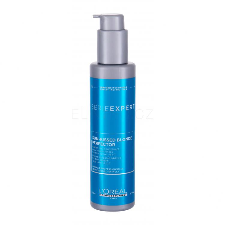 L´Oréal Professionnel Série Expert Sun-Kissed Blonde Perfector Barva na vlasy pro ženy 150 ml