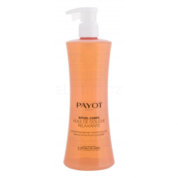PAYOT Rituel Corps Gentle Oil-In-Foam Cleanser Sprchový olej pro ženy 400 ml