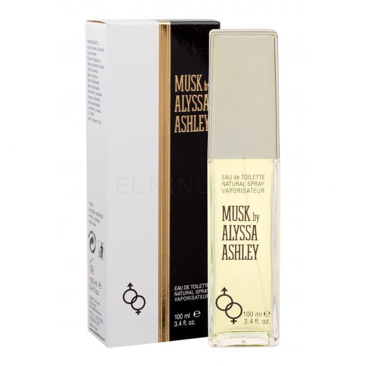 Alyssa Ashley Musk Toaletní voda 100 ml
