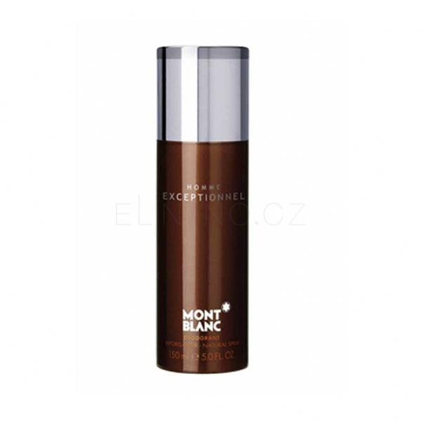 Montblanc Homme Exceptionnel Deodorant pro muže 150 ml