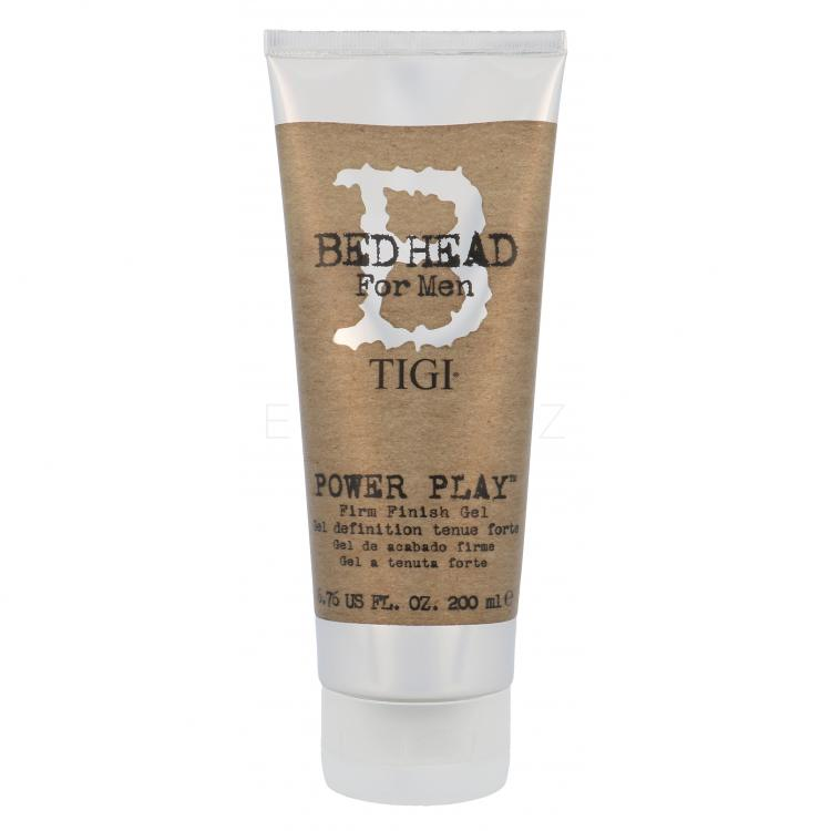 Tigi Bed Head Men Power Play Gel na vlasy pro muže 200 ml