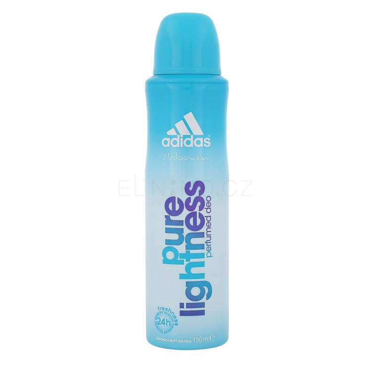 Adidas Pure Lightness For Women 24h Deodoranty pro ženy
